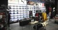 PUMA'nın 'Forever Faster' konseptli yeni mağazası Akasya AVM'de açıldı