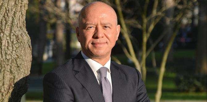 KOÇ HOLDİNG CEO'SU LEVENT ÇAKIROĞLU DÜNYA EKONOMİK FORUMU'NUN CEO EYLEM GRUBU'NDA TÜRKİYE'Yİ TEMSİL EDİYOR