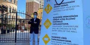 VENEZIA MEGA OUTLET YÖNETİM DİREKTÖRÜ OĞUZ ISIGÖLLÜ AVM'LERİN TSE COVID-19 GÜVENLİ HİZMET BELGESİ ALABİLECEK OLMASINI DEĞERLENDİRDİ