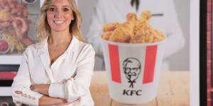 KFC'DEN İKİ ÖNEMLİ ATAMA