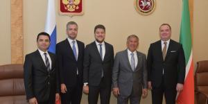 Gürsoy Grup'tan Tataristan'a Dev Yatırım