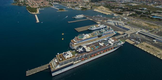Global'in liman ağına Hırvatistan da katıldı
