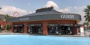 GUESS Türkiye'deki büyümesini 5 yeni mağaza ile güçlendiriyor