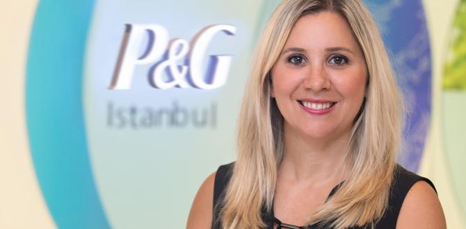 P&G Türkiye ve Kafkasya'nın yeni İnsan Kaynakları Direktörü Berna Yener Aksu oldu