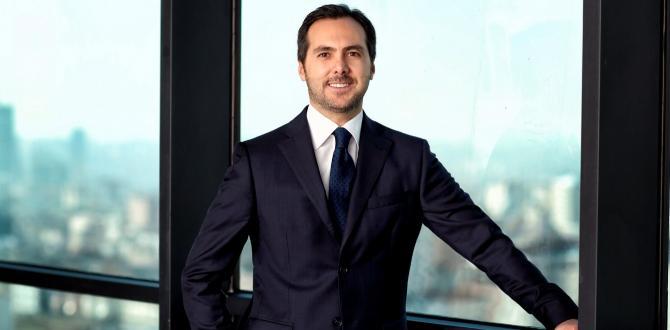 Anadolu Efes'e yeni CEO!