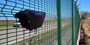 Güneş enerjisi ile kesintisiz çevre güvenliği
