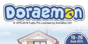 Doraemon ile Sömestr Tatili'nin Keyfi Rings AVM'de Yaşanıyor!