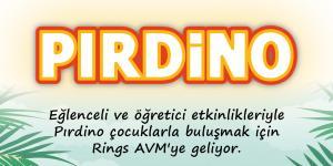 Pırdino Rings AVM'de Küçük Hayranlarıyla Buluşuyor!