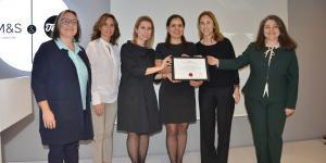Fiba Perakende Grubu  Fırsat Eşitliği Modeli (FEM) Sertifikasını  Özel Bir Ödül Töreni ile Teslim Aldı