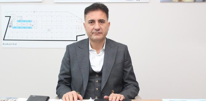 S. Mehmet Bakşi – MSB Grup Yapı Yön. Kur. Başkanı