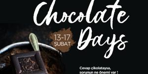 Çikolata Aşktır….  'Palladium Chocolate Days Başlıyor!