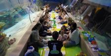 Emaar Akvaryum'dan Türkiye'de bir ilk Bebeklere özel 'Sualtı Duyu Gelişim' eğitimi