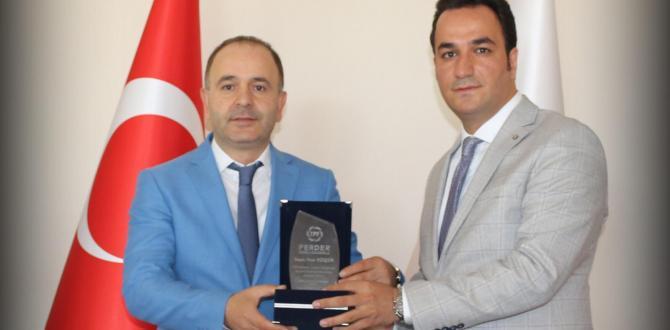 Başkanlık Görevini Murat Söylemez Devraldı