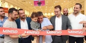 Ünlü Japon Markası Miniso, ANKAmall'da Açıldı