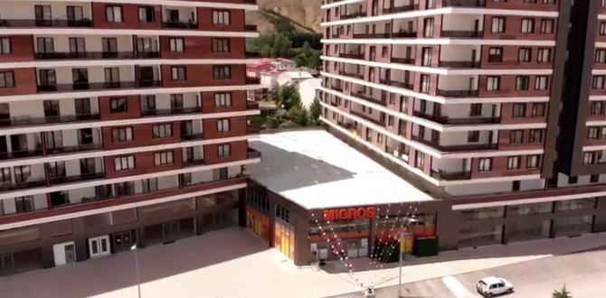 NTS Danışmanlık tarafından kiralaması ve yönetimi gerçekleştirilen 1071 BAYBURT projesinde Migros halkın yoğun ilgisi ile açıldı.
