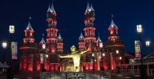 Uzak Doğu'yu Etkisi Altına Alan  Artırılmış Gerçeklik (AR) Sporu HADO Eğlencenin Başkenti İSFANBUL TEMA PARK'ta Meraklılarıyla Buluştu
