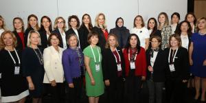 """Kadın Girişimciler  """"İş Dünyasında Kadın İletişim Ağı"""" Projesi Birlikte Daha Güçlü"""