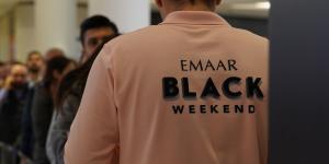 Emaar perakende de yeni bir devir başlattı. Emaar perakende de devrim yarattı 100.000 kişi akın etti!