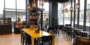 Kahve Dünyası Lüleburgaz'daki İkinci Kahve Dünyası Algötür Mağazasını Ata Corner'da Açtı