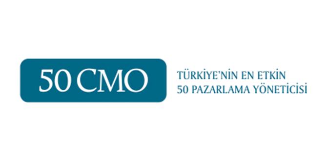 Türkiye'nin En Etkin 50 CMO'su Açıklandı