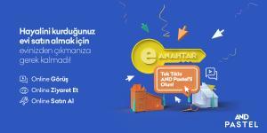 AND Pastel'in Dijital Satış Ofisi Açıldı