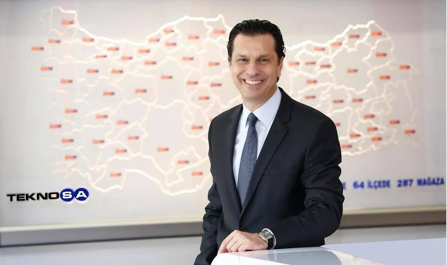 Teknosa genel müdürü Bülent GÜRCAN Türkiye'nin perakende dinamiklerini Berlin'de anlattı.