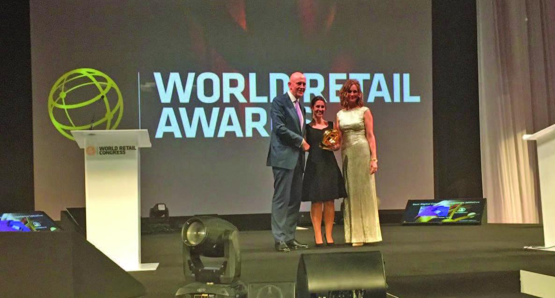 Perakendenin dünya finalinde Boyner Grup'a ödül