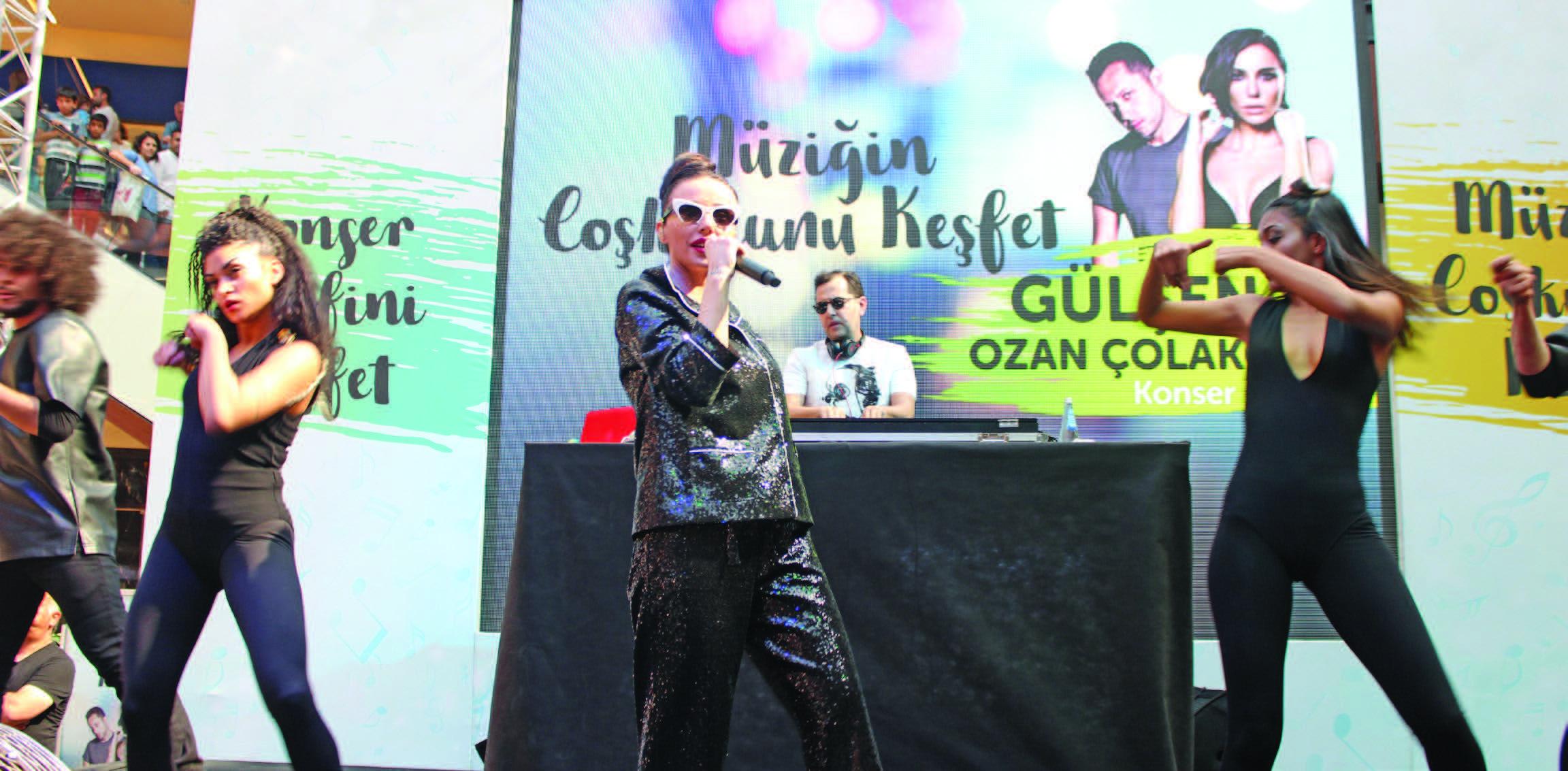 Optimum İzmir'de Gülşen coşkusu