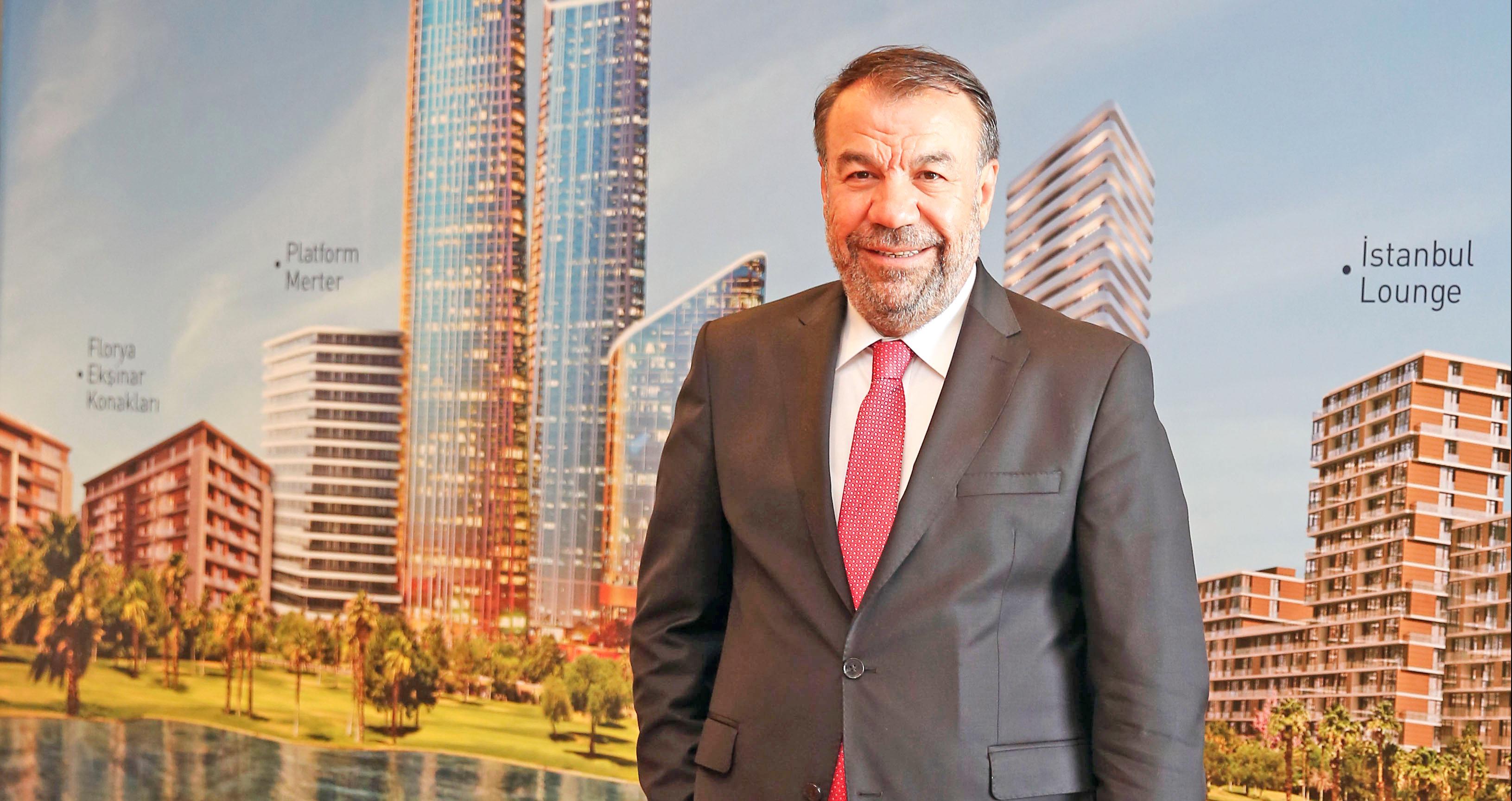 Levi's'tan Eroğlu Holding'in Denim şirketi DNM'e büyük ödül.