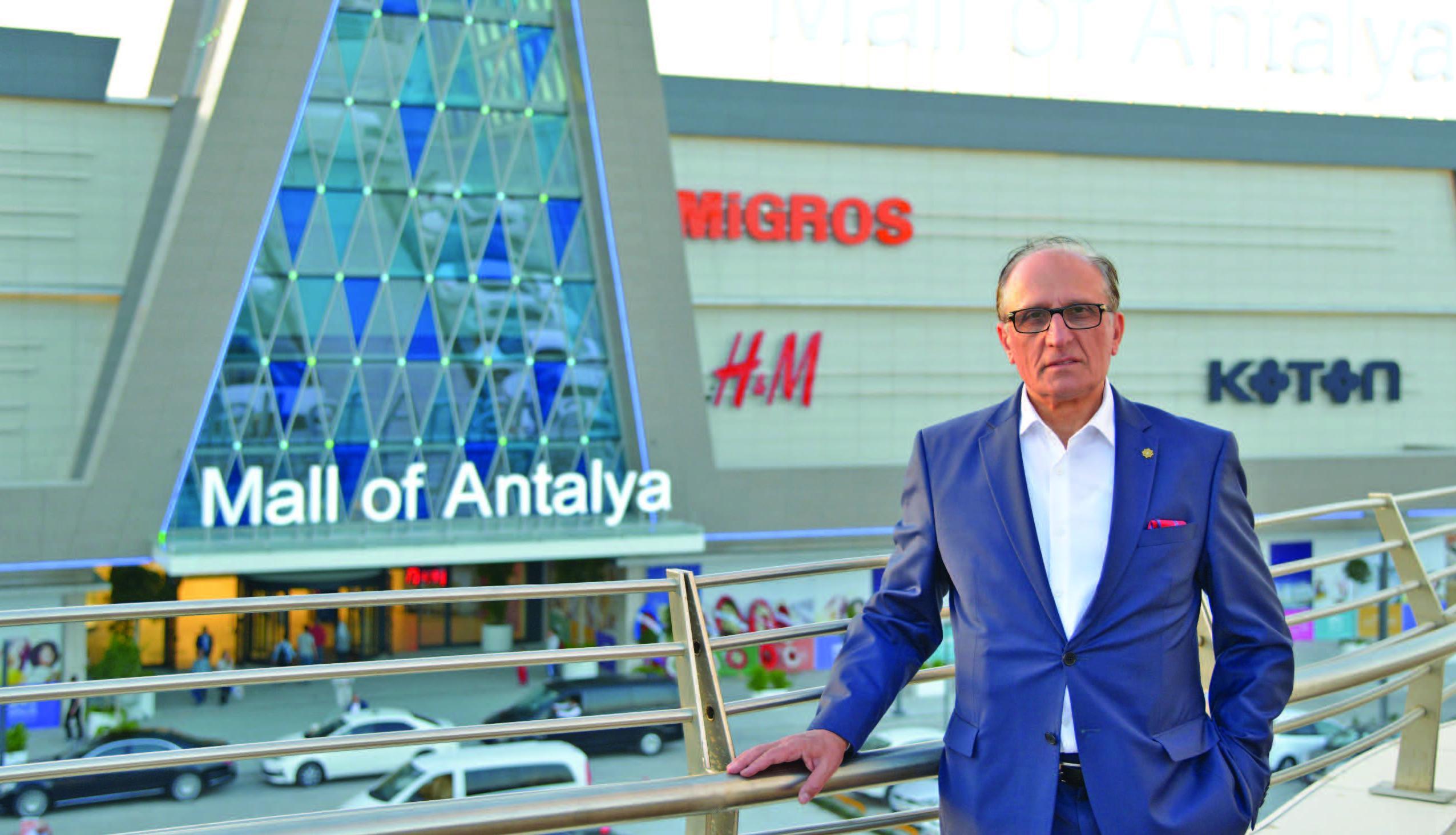 Torunlar Mall Of Antalya ile AVM sayısını 11'e yükseltti