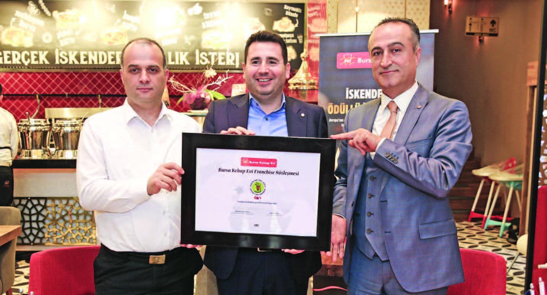 Bursa Kebap Evi Avrupa'da 2. şubesini açıyor