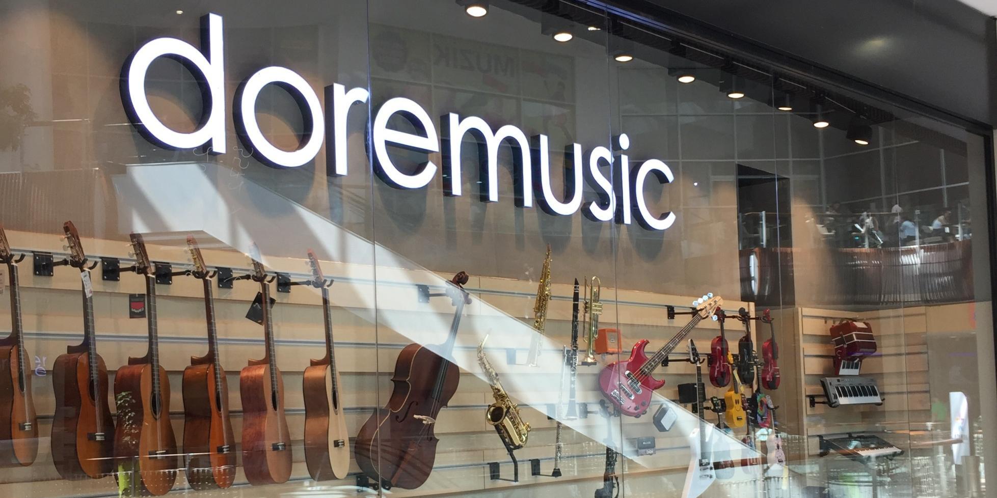 Ankara'nın yeni müzik odağı: doremusic Armada AVM'de