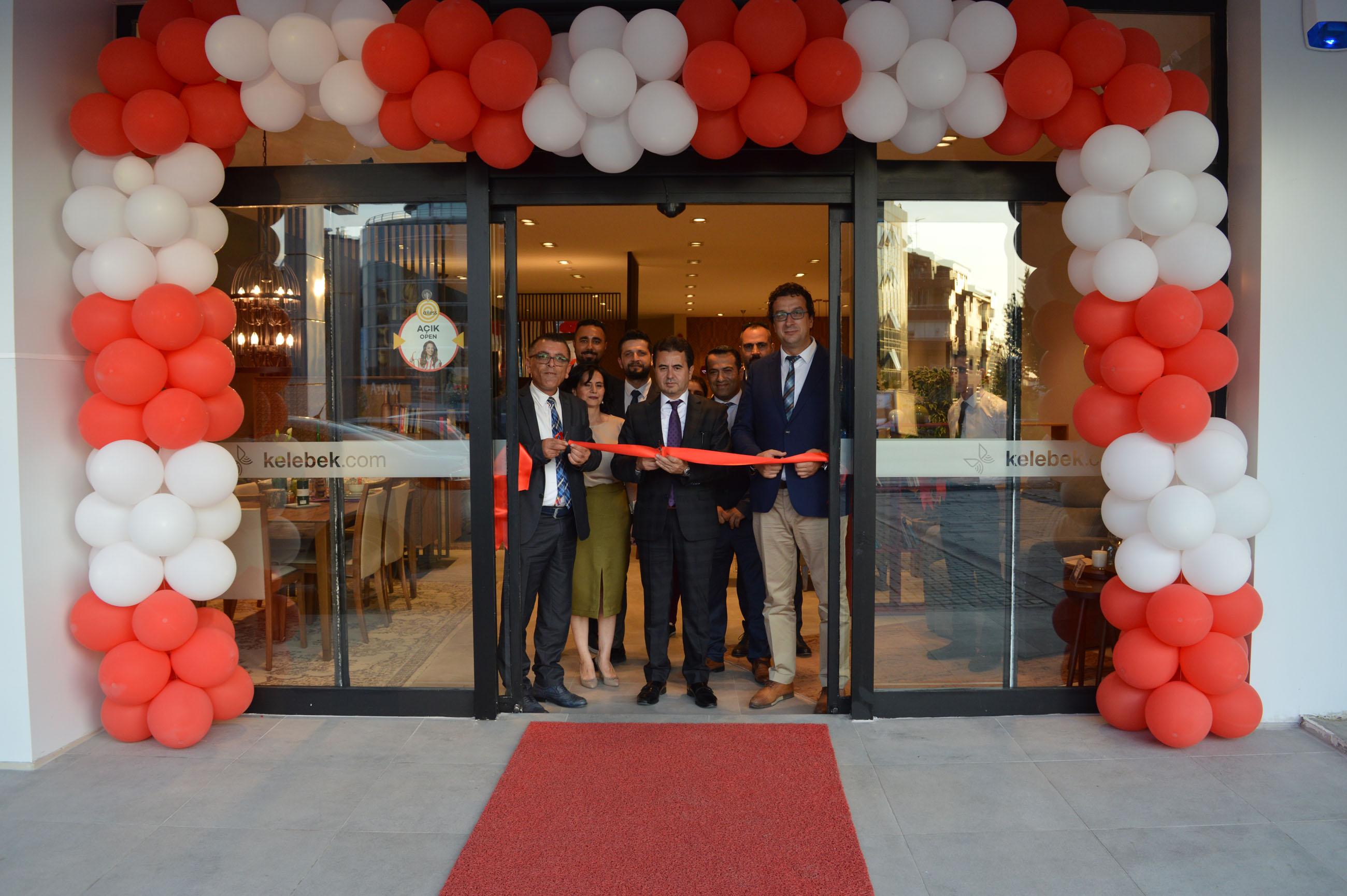 Kelebek Mobilya, Ankara'da 1 günde 6 yeni mağaza açtı!