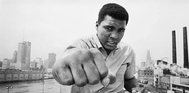 Muhammed Ali Koleksiyonu Under Armour Mağazalarında Yerini Aldı