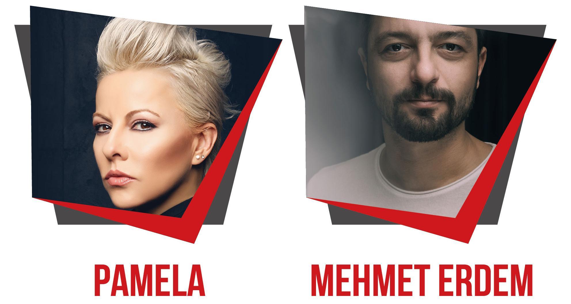Tepe Nautilus 15. yılını Pamela ve Mehmet Erdem konserleriyle kutluyor