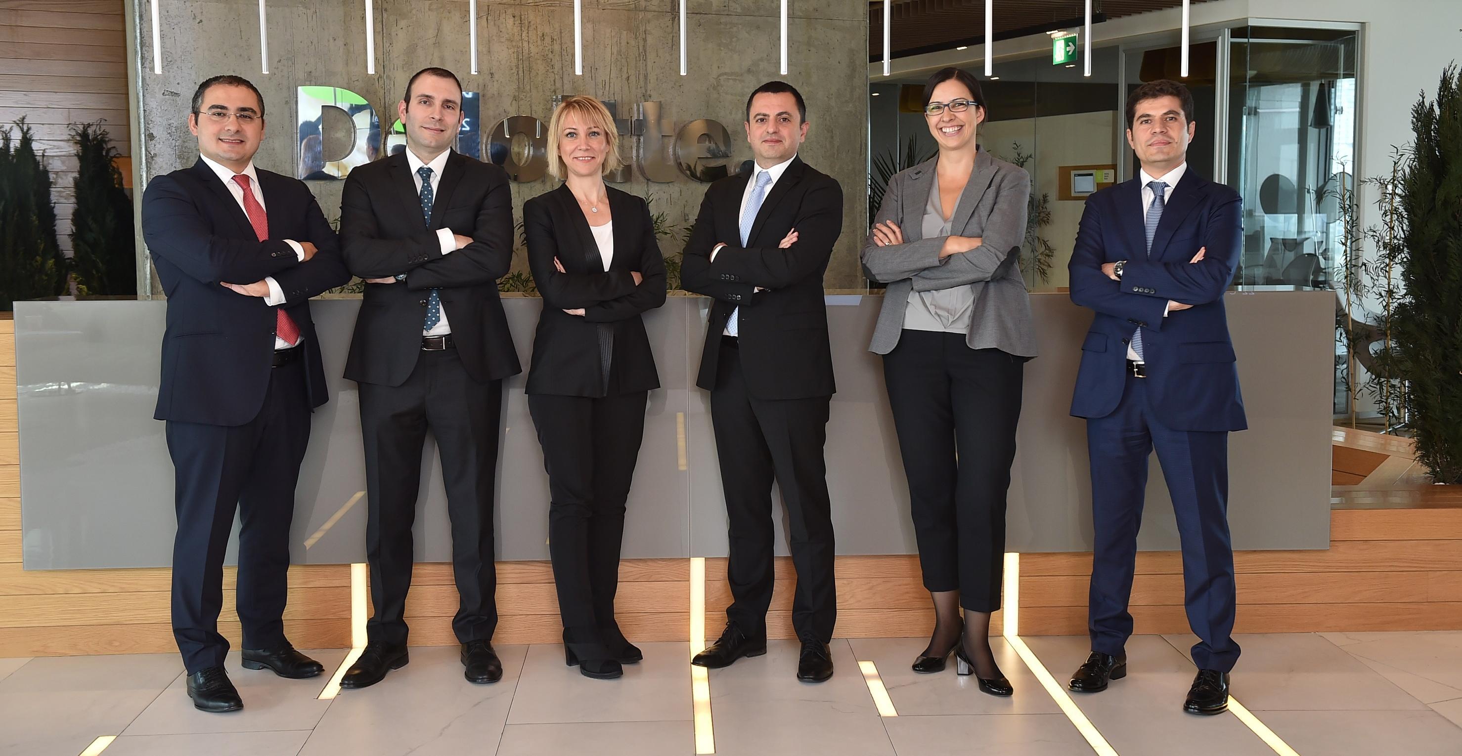 Deloitte Türkiye'nin Yeni Ortakları