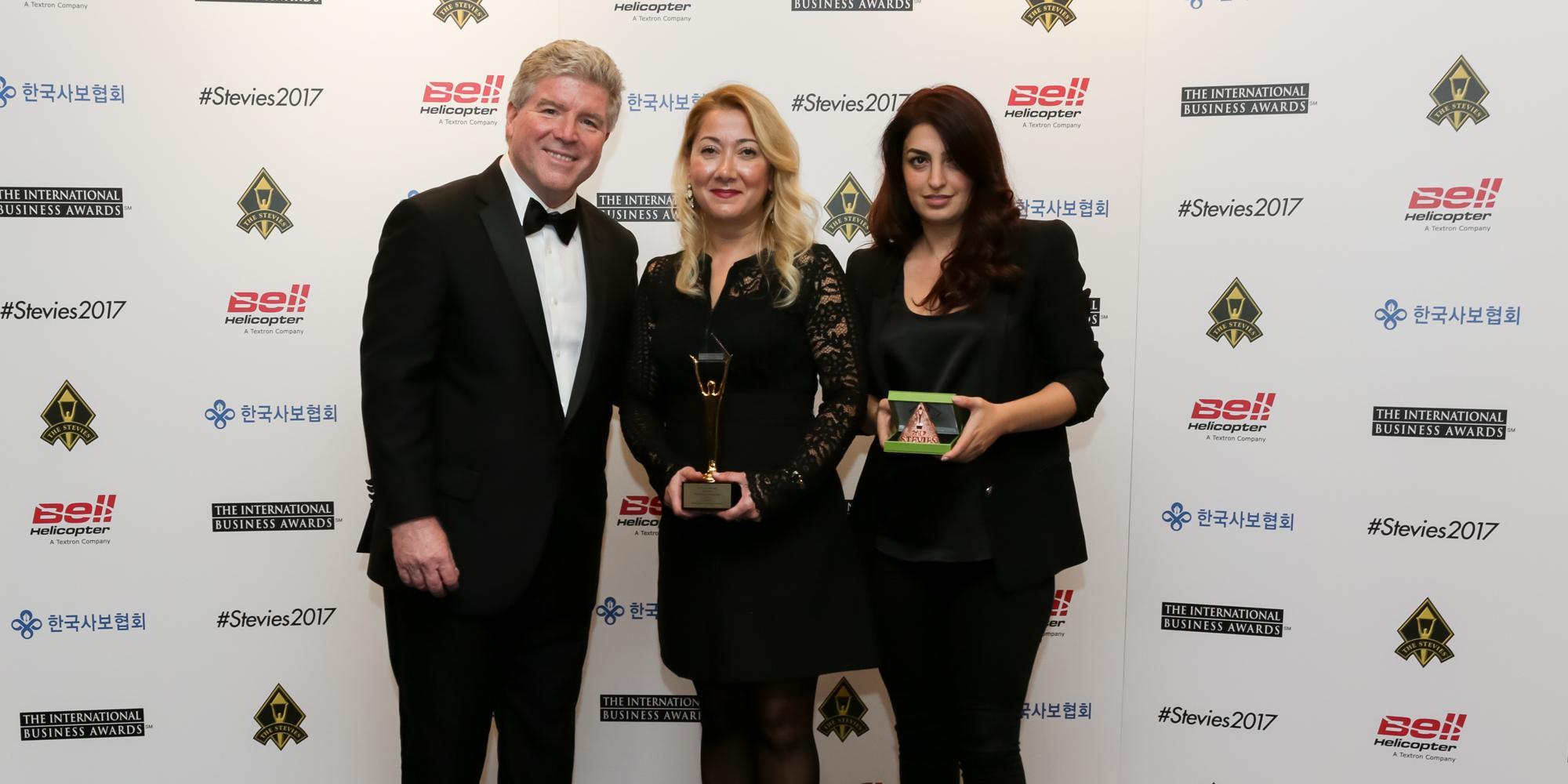 Palladium Ataşehir Barcelona'da Ödülleri Kucakladı!
