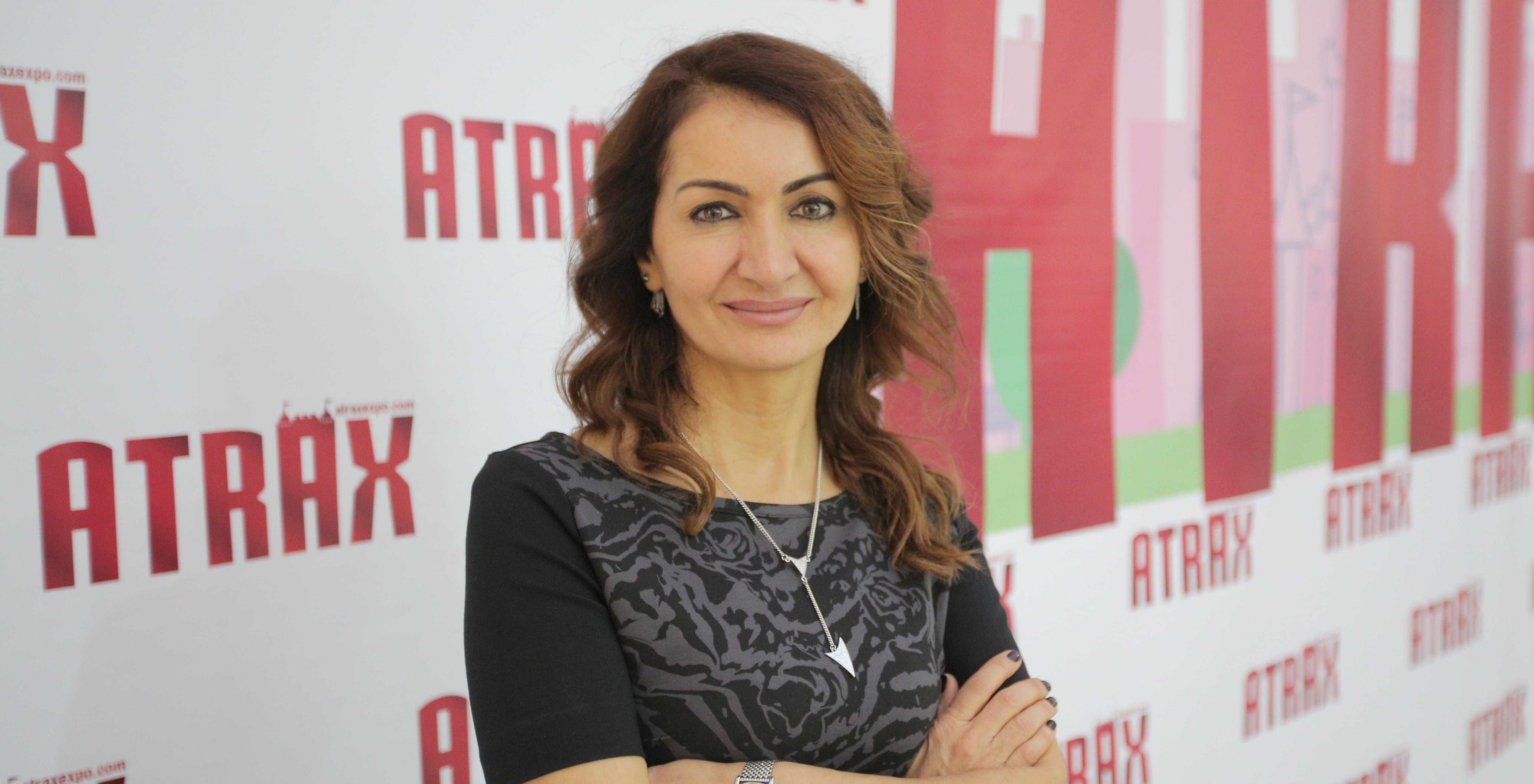 Nergis ASLAN : 2018'de EVENT PRO'nun da ATRAX ile eş zamanlı düzenlenmesi eğlenceyi ikiye katlayacak.