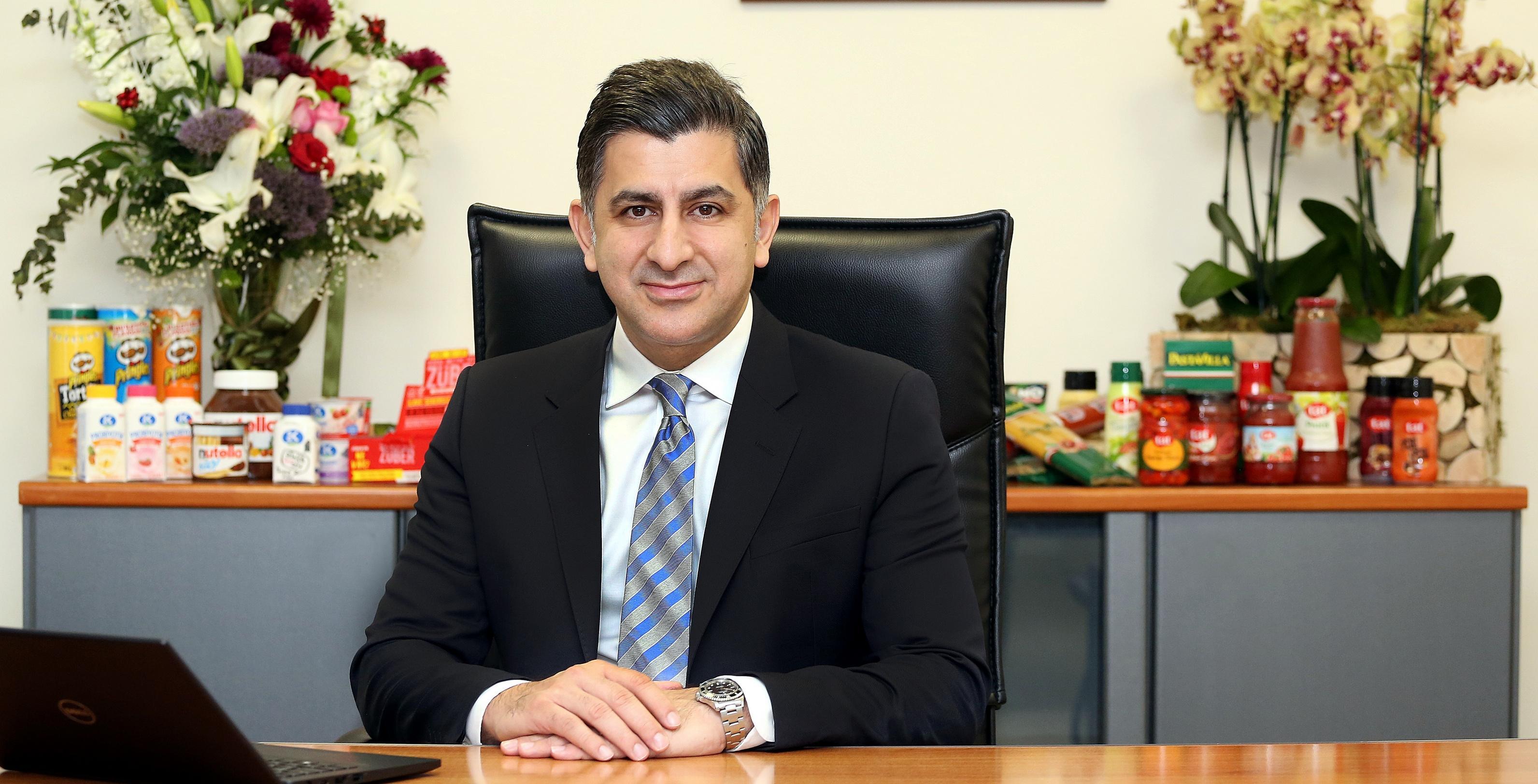 Düzey Pazarlama Genel Müdürlüğü Görevine Ercan Öz Getirildi