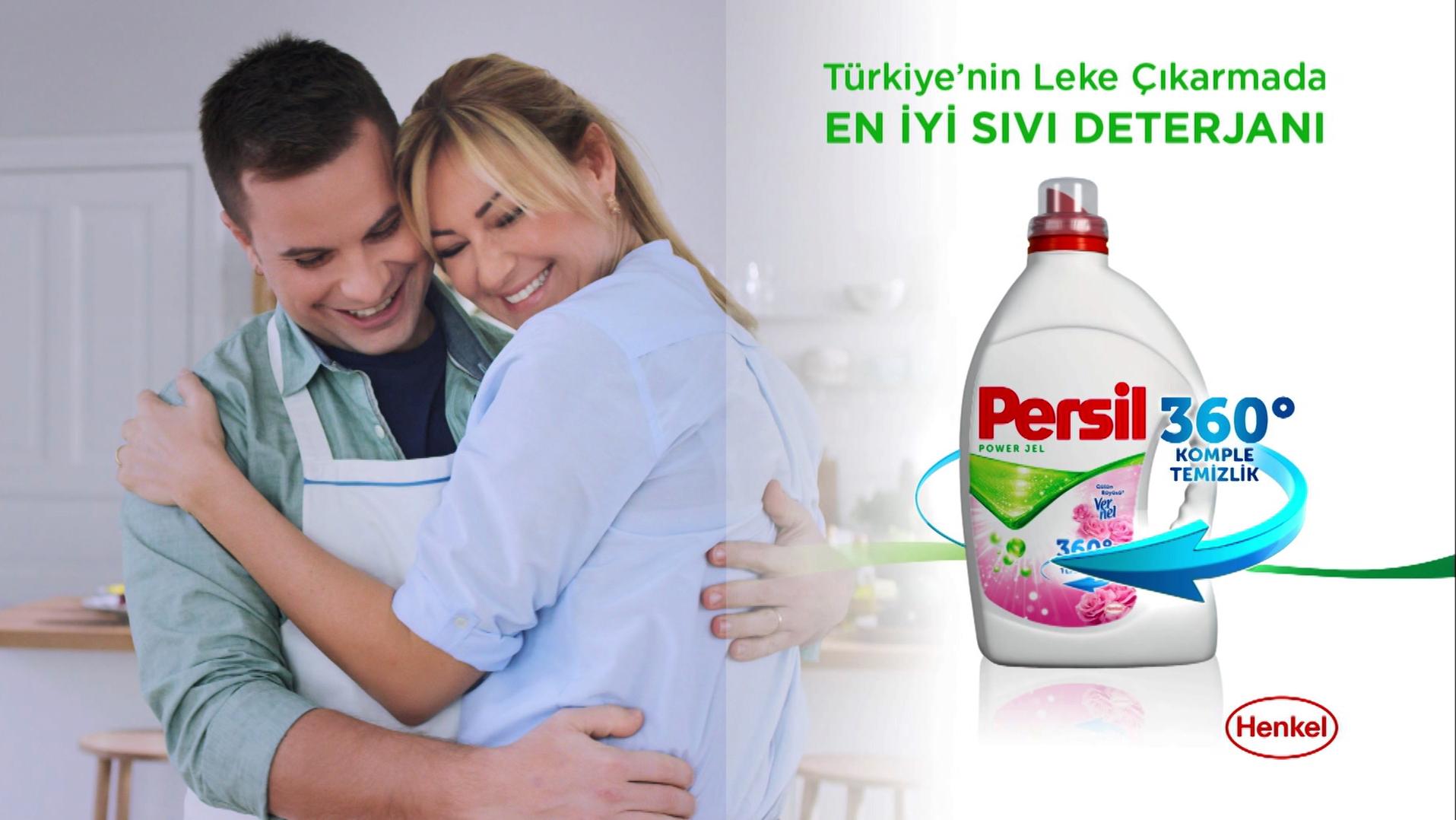 Pınar Altuğ ve Yağmur Atacan Persil için kamera karşısına geçtiler!