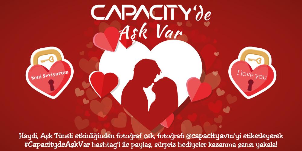"""Sevgililer Günü 12-18 Şubat tarihlerinde """"Aşk Tüneli""""nde can bulacak"""