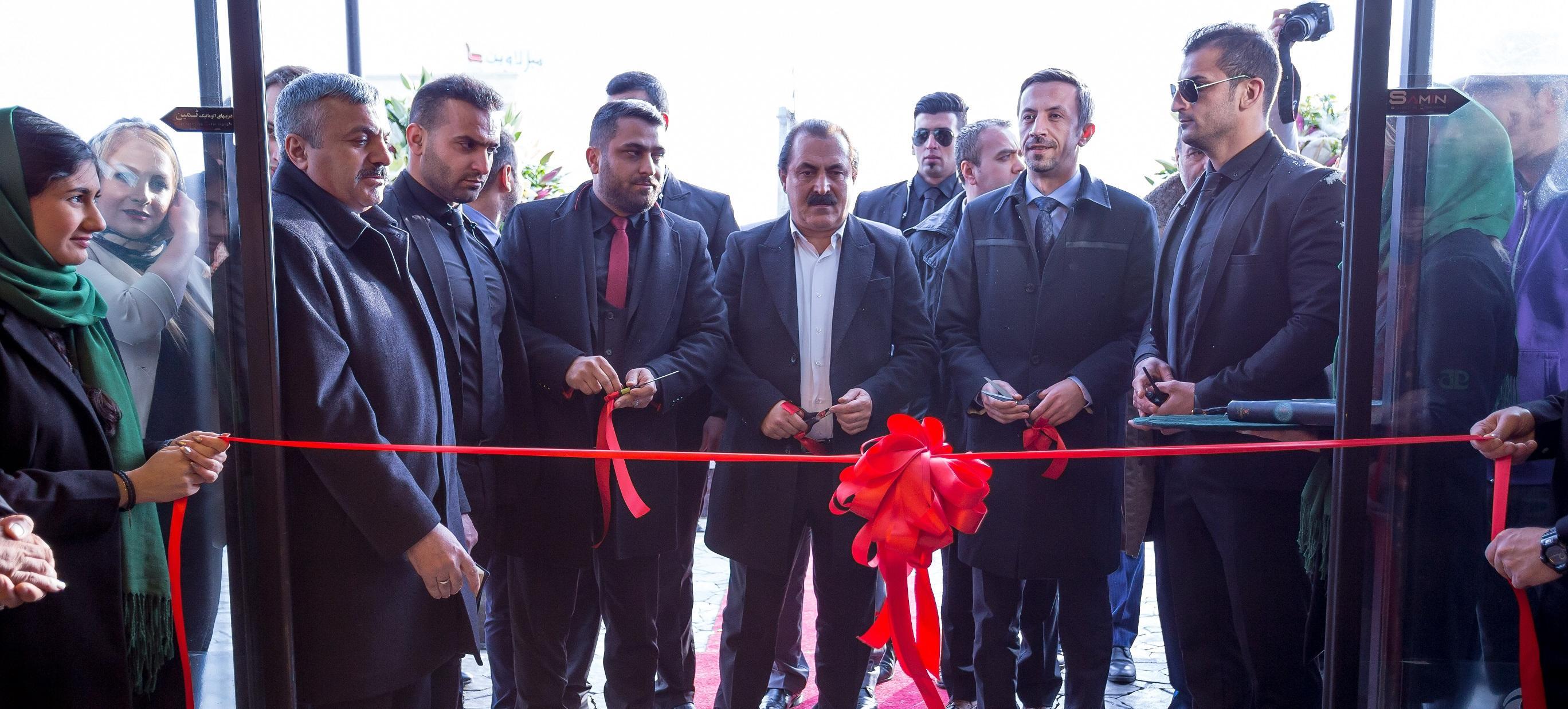 Yataş İran'daki 8. Mağazasını Tebriz'de Açtı