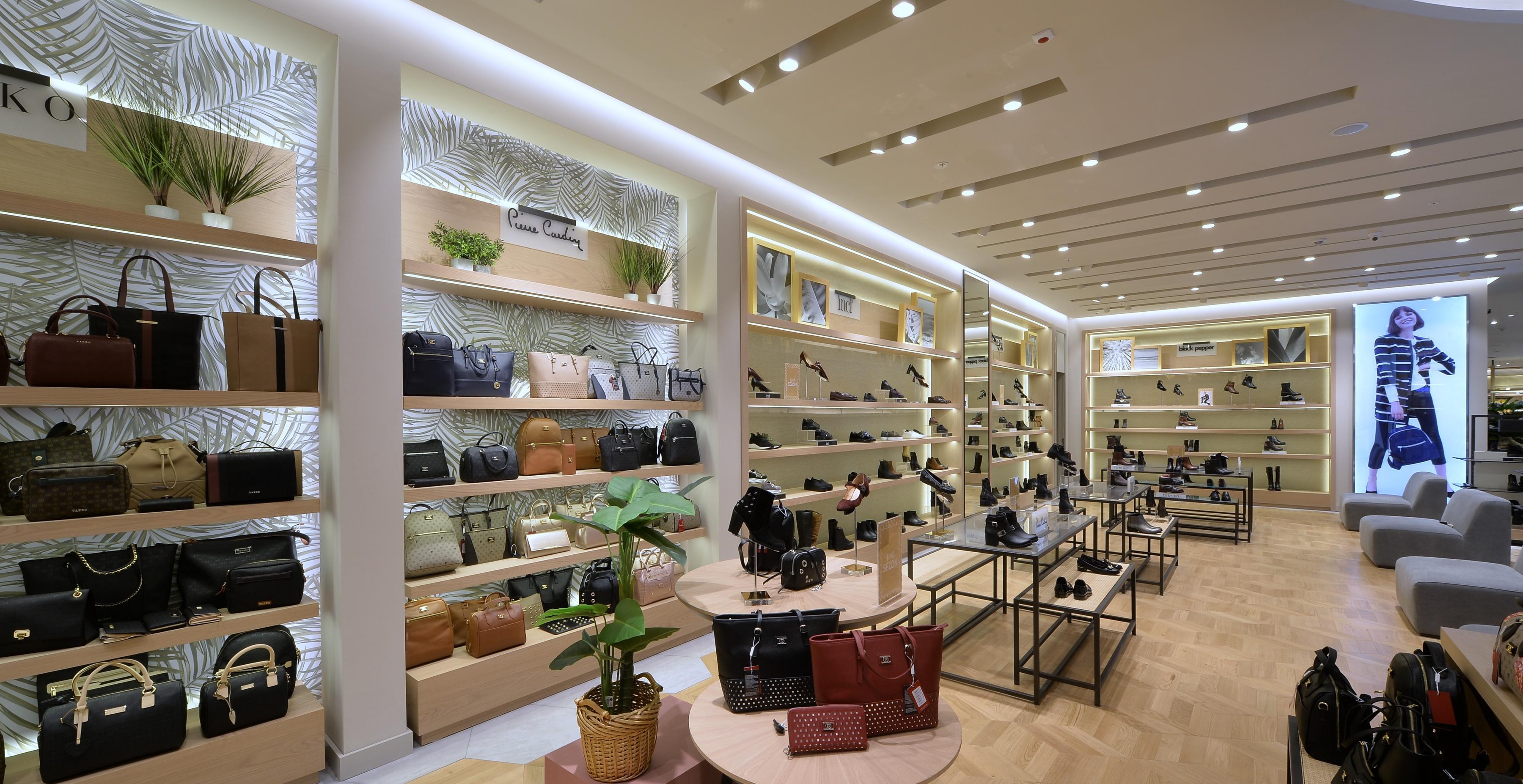 Yeni mağaza konseptiyle büyüyen Boyner'den yatırıma devam