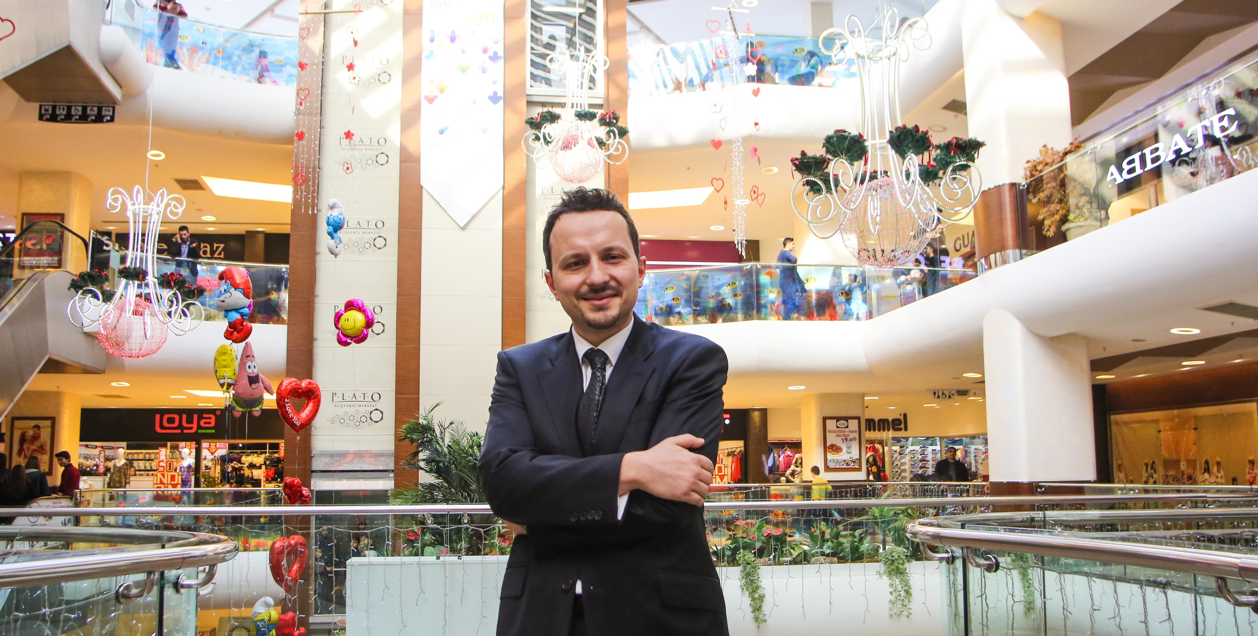 """Salih Tolan: """"Alışveriş merkezleri teknolojinin kalbinin attığı daha modern ve kurumsal yapılar haline gelecektir"""""""