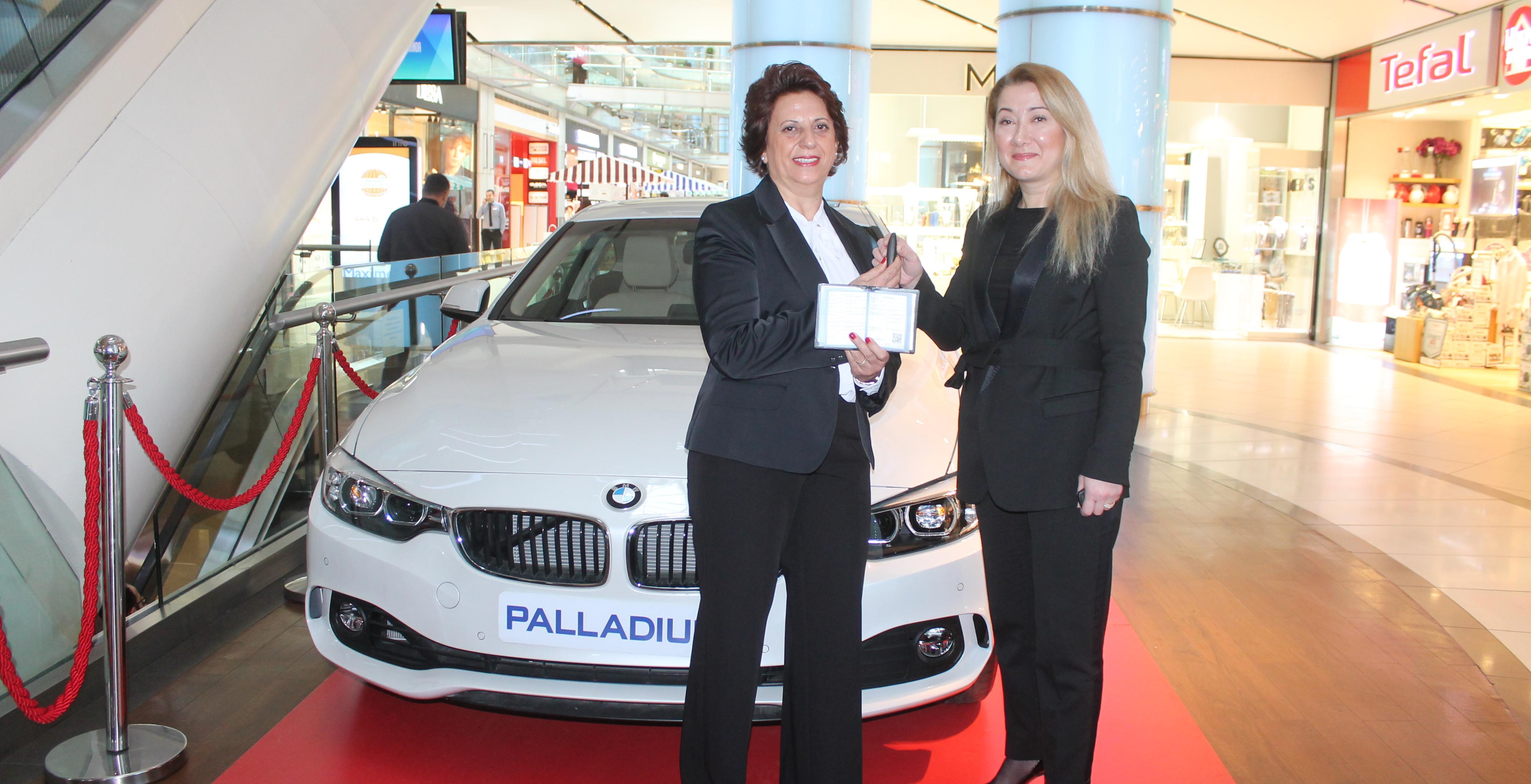 Palladium Ataşehir Yılbaşı Araç Kampanyası çekiliş sonucu belli oldu!