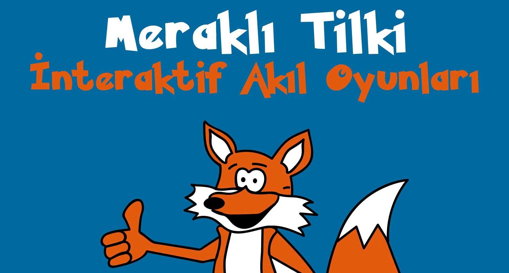 """""""Meraklı Tilki İnteraktif Akıl Oyunları"""", 7 – 23 Mart tarihleri arasında Maltepe Park Alışveriş Merkezi'nde"""