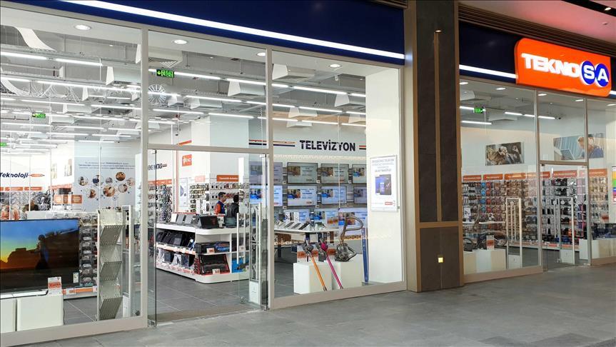 Teknosa, İstanbul'da 41'inci mağazasını Kartal'da açtı.
