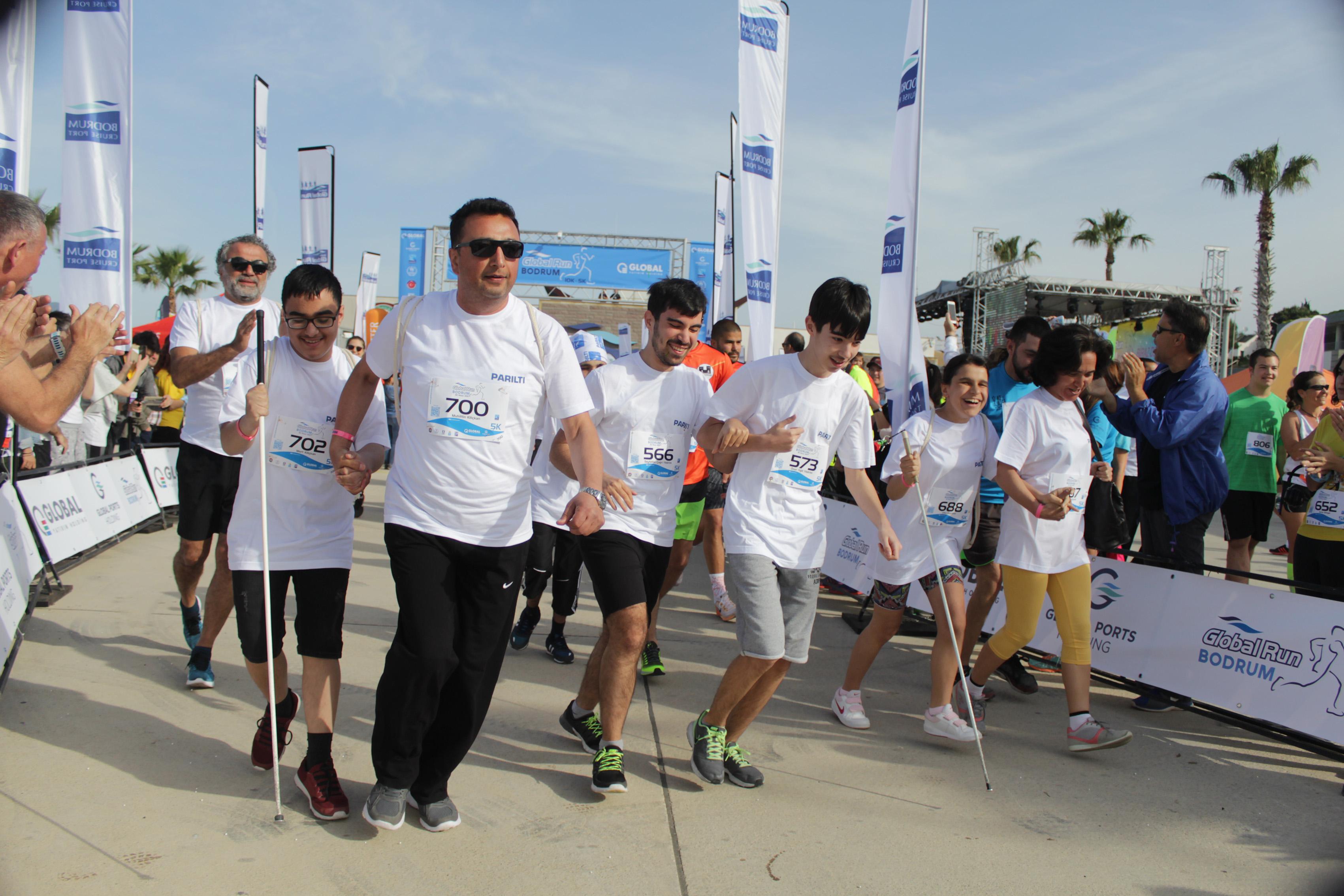 Global Run ile Bodrum'da yaz sezonu açılıyor