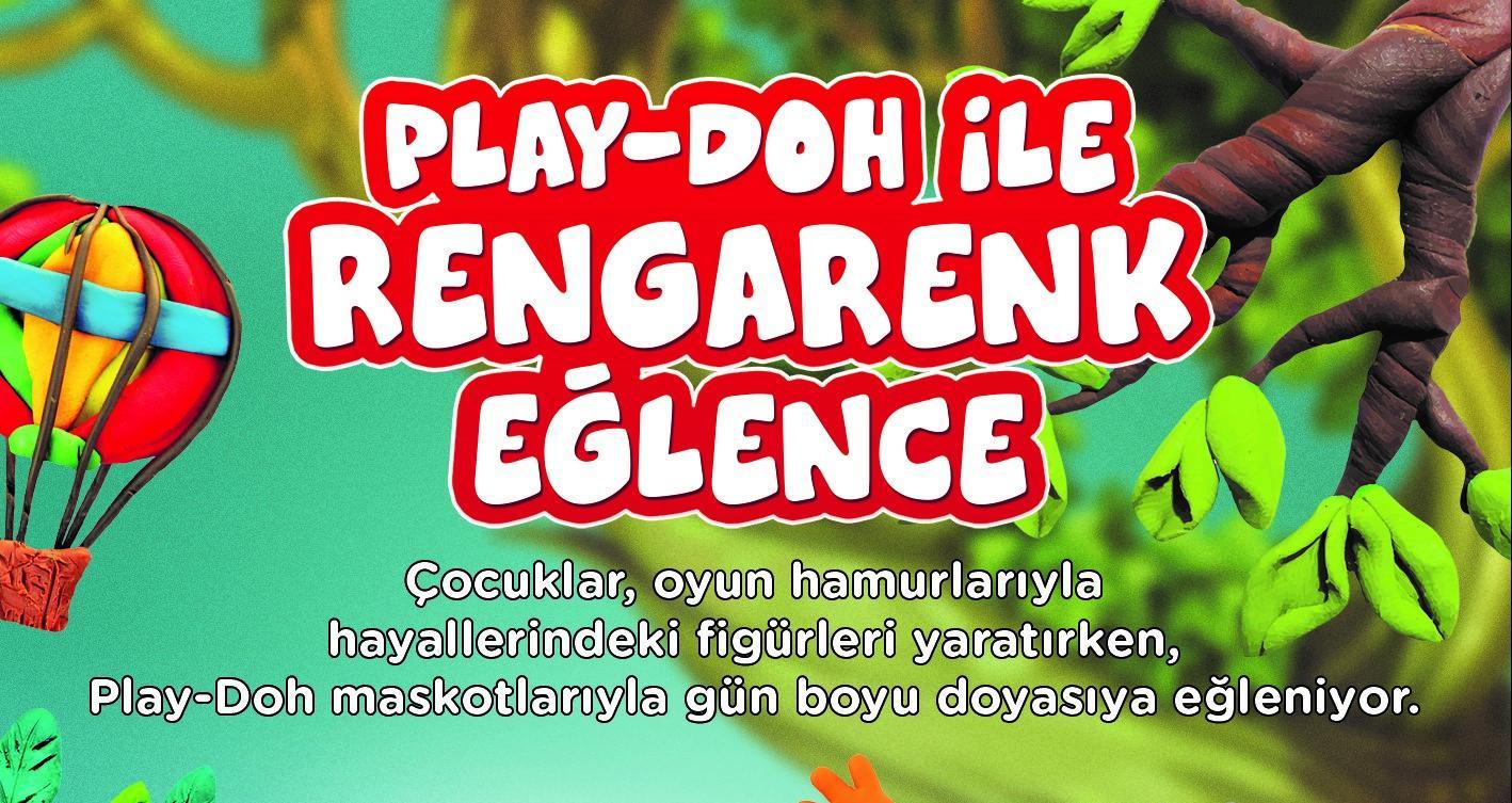 23 Nisan coşkusu ÖzdilekPark İstanbul'da devam ediyor