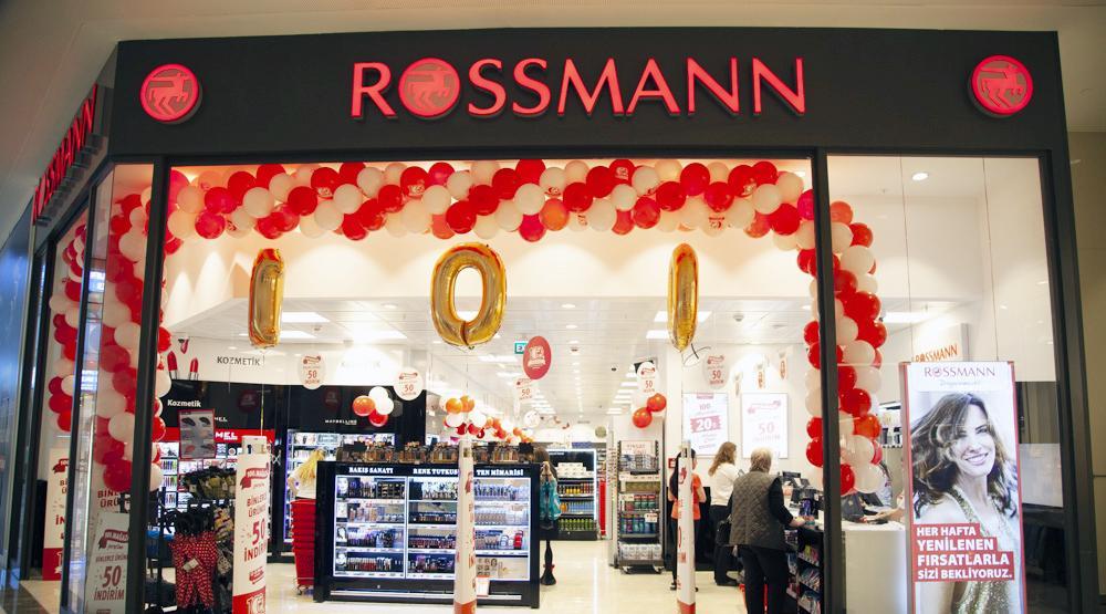 Rossmann, 27 Nisan Cuma günü Konya M1 AVM'de açılıyor!